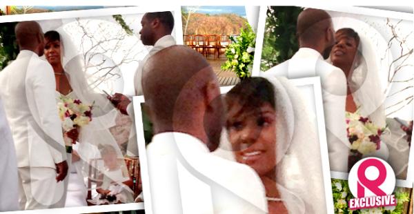 Kelly Rowland Tim Witherspoon Wedding RadarOnline