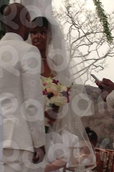Kelly Rowland Wedding 2