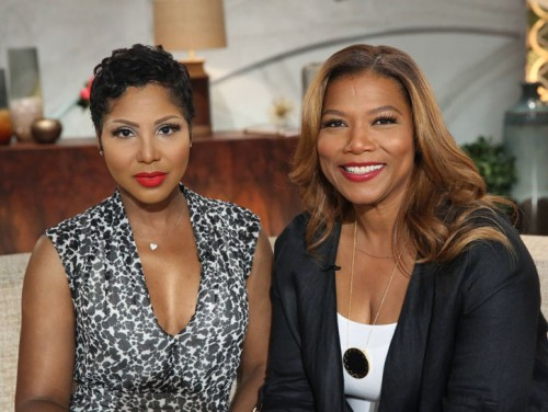 Toni Braxton Queen Latifah