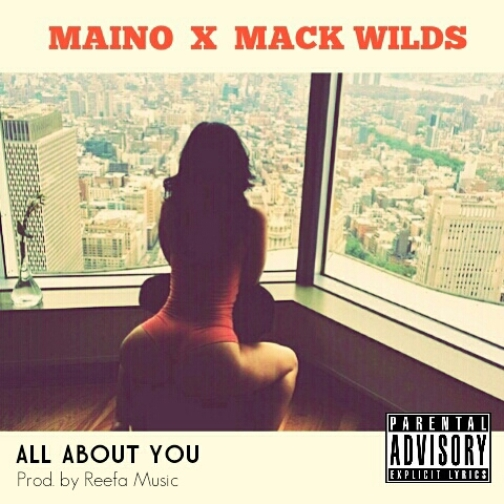 maino-all-about-you-cover1