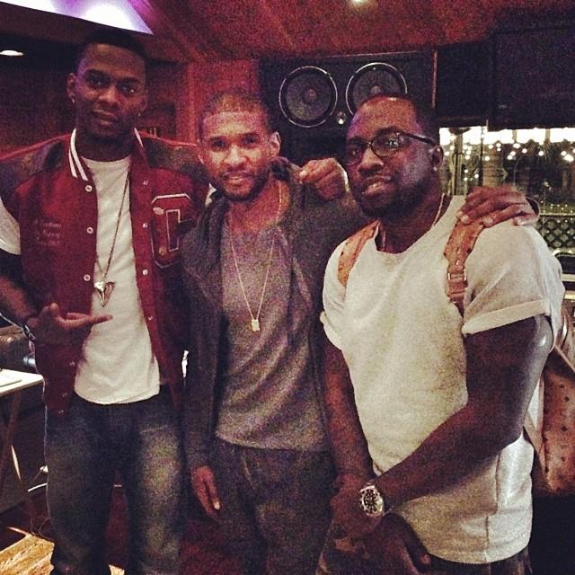 Da Internz & Usher