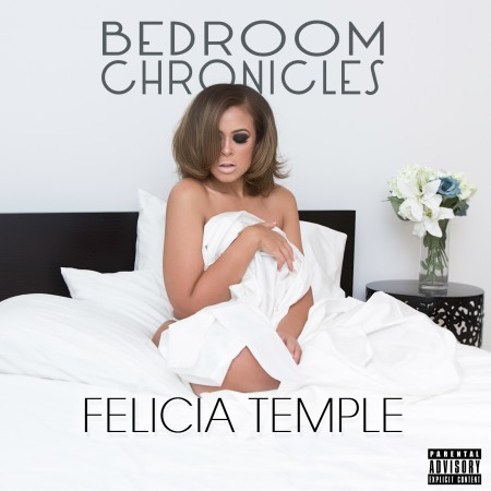 Felicia Temple Bedroom Chronicles EP (Front)
