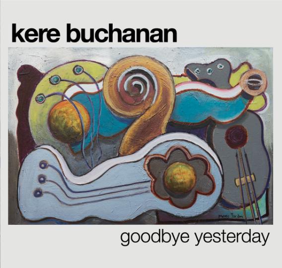 Goodbye Yesterday Cover