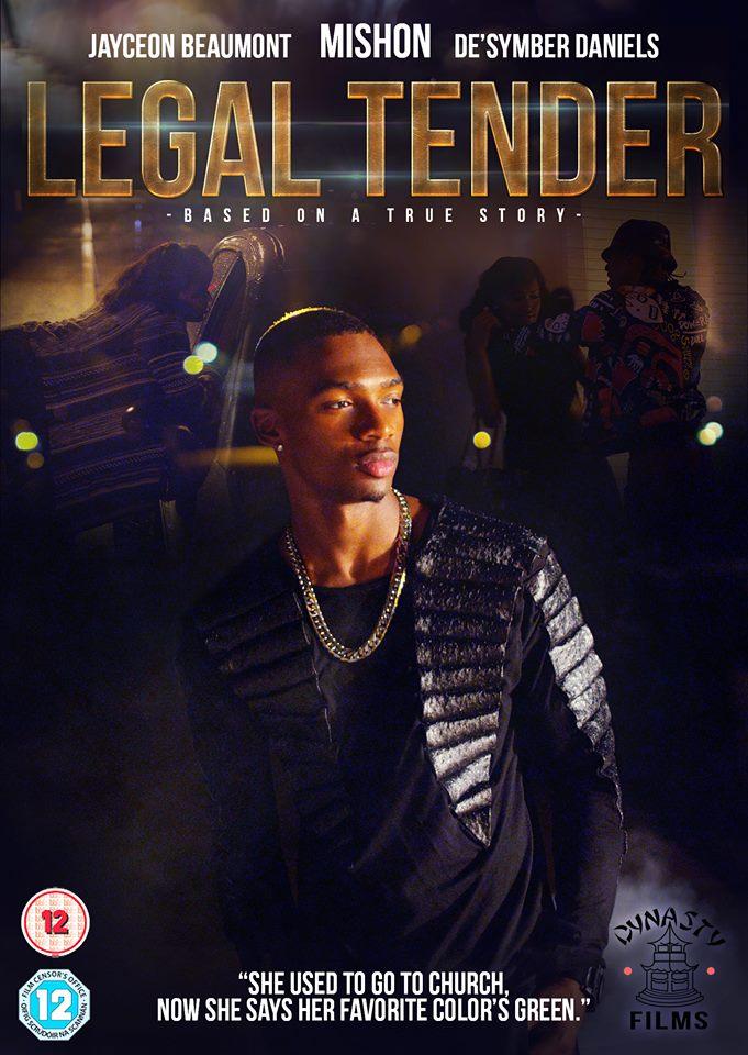 Legal Tender Cover