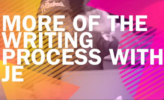 Living-The-Life-Writing-Process