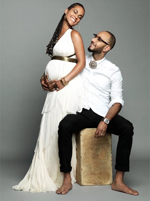 Alicia Keys Swizz Beatz Second Child