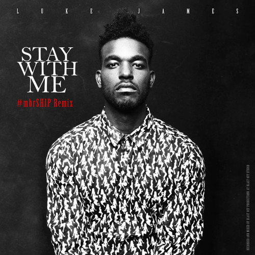 Luke James Stay With me