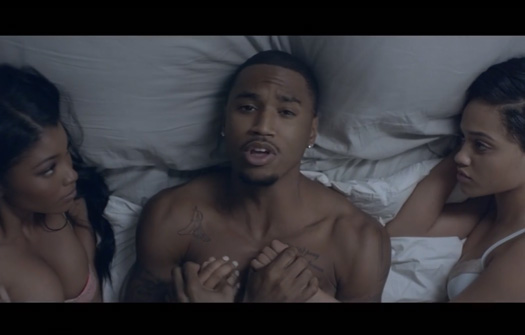 watch trey songz whats best for you video
