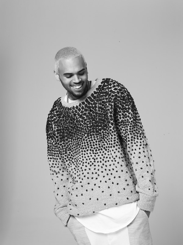 Chris Brown -X9-0628-300
