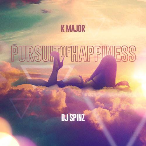 DJ Spinz K Major Pursuit of Happiness