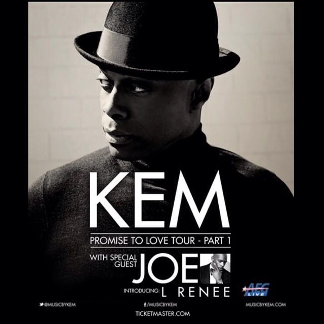Kem-Joe Promise To Love Tour