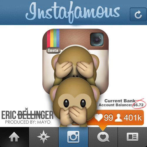 Eric Bellinger InstaFamous