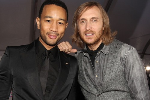 John Legend David Guetta