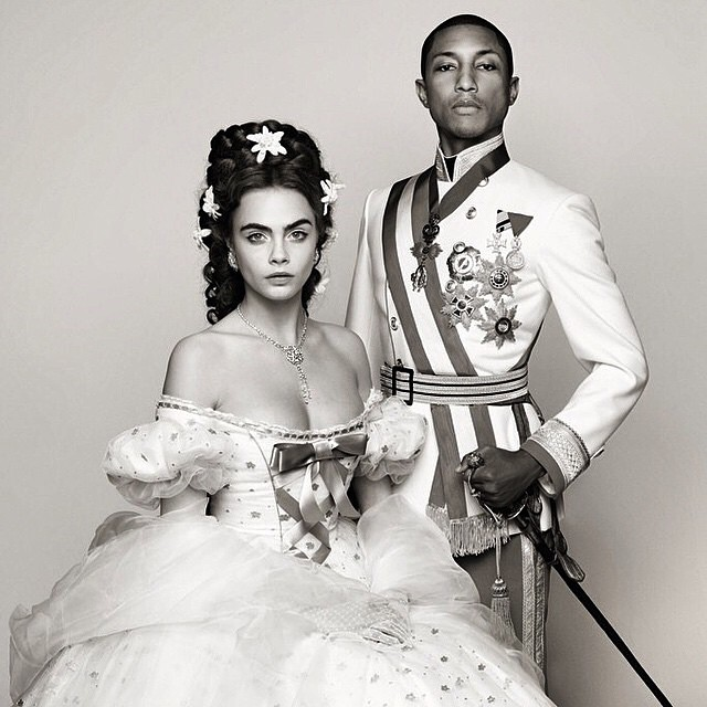 Pharrell Chanel Film
