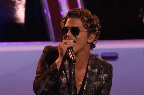 Bruno-Mars-The-Voice
