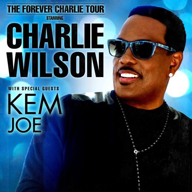 Charlie Wilson Forever Charlie Tour