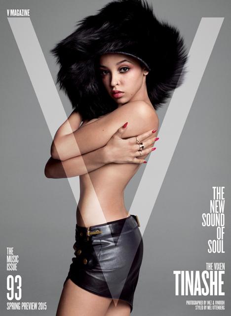 Tinashe V Mag