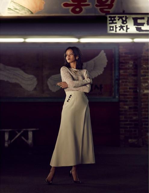 Rihanna W Korea 4
