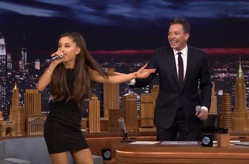 Ariana-Grande-Jimmy-Fallon
