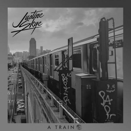 Justine Skye A Train