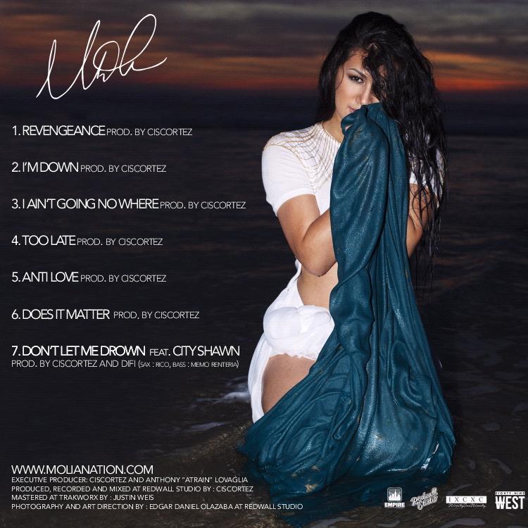 Molia EP (back)