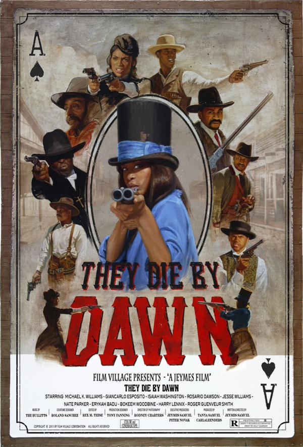 They Die by Dawn Poster