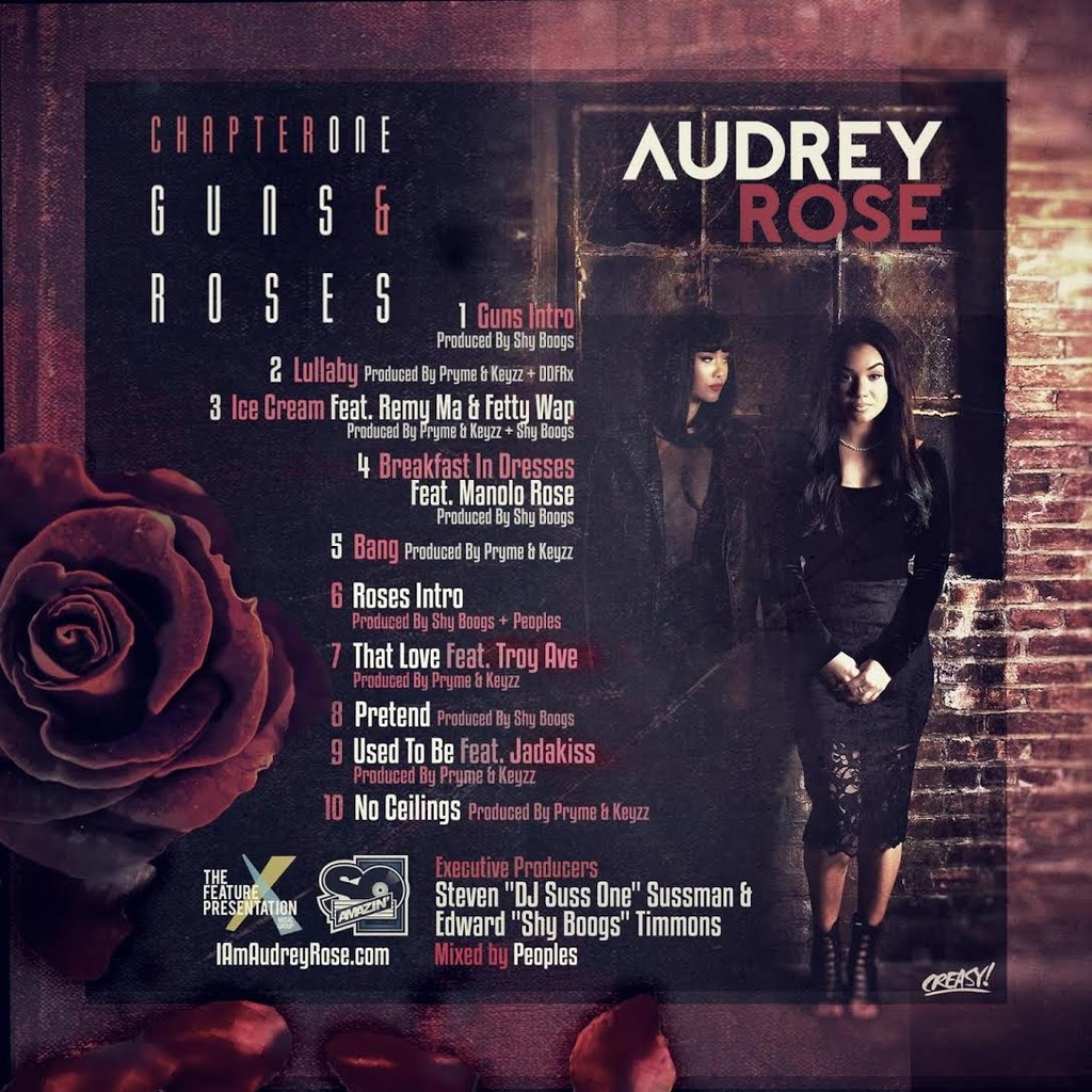 Audrey Rose Cover (Back)
