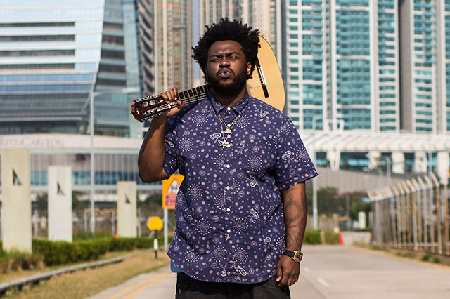 James Fauntleroy Guitar