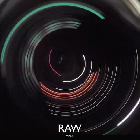 RAW Vol. 1 (Artwork)