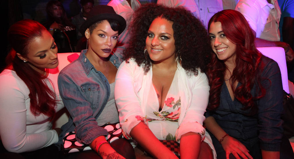 Marsha Ambrosius & Girls