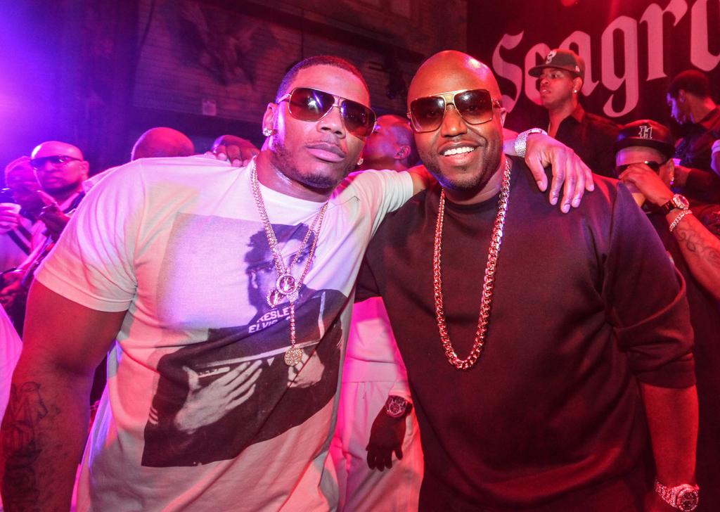 Nelly, Rico Love