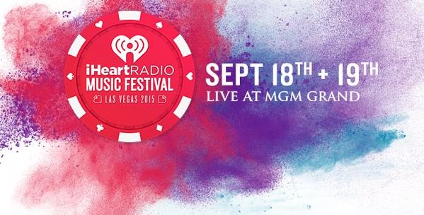 iHeartRadio Festival 2015