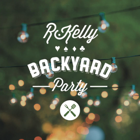 R. Kelly Backyard Party