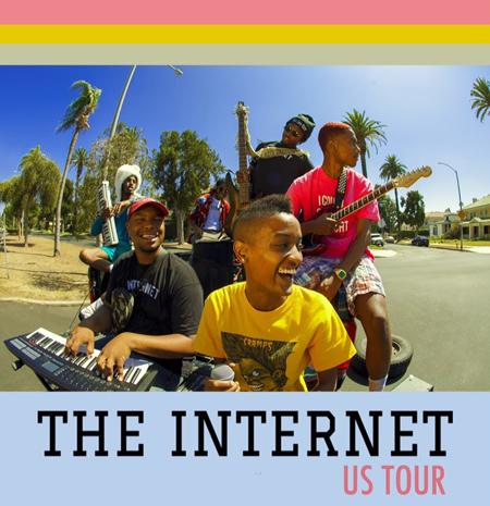 The Internet Tour