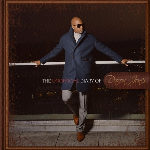 Daron Jones - The Unofficial Diary (Front Cover)