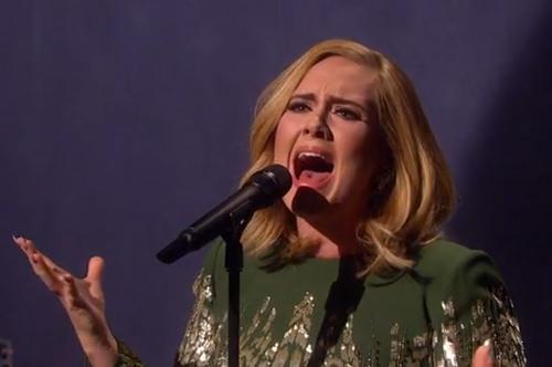 Adele-BBC