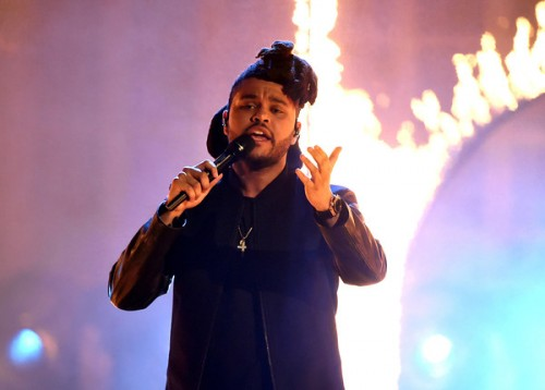 Weeknd+2015+American+Music+Awards+Show+gN08XRXsH3hl