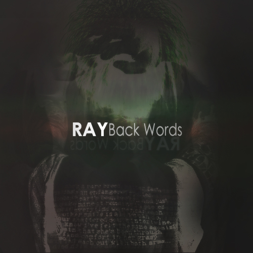 RAY Back Words Cover