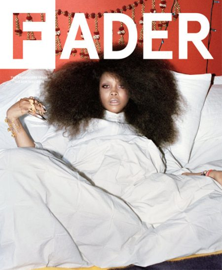 Erykah Fader Cover