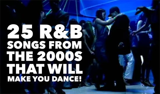 25-R&B-Dance-Songs