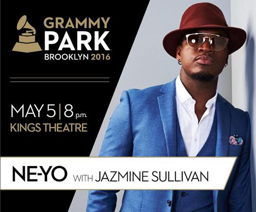 Grammy Park Ne-Yo Jazmine