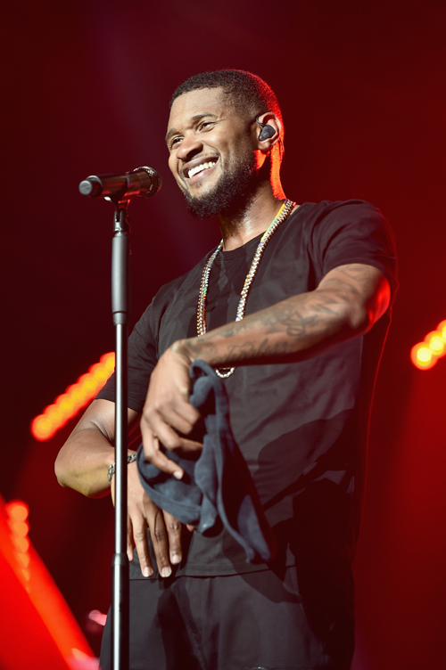 2016 BET Experience - Staples Center Concert presented by Bryson Tiller, Usher, Kelani, MadeinTko
