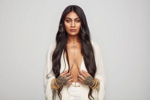Aaradhna Brown-Girl