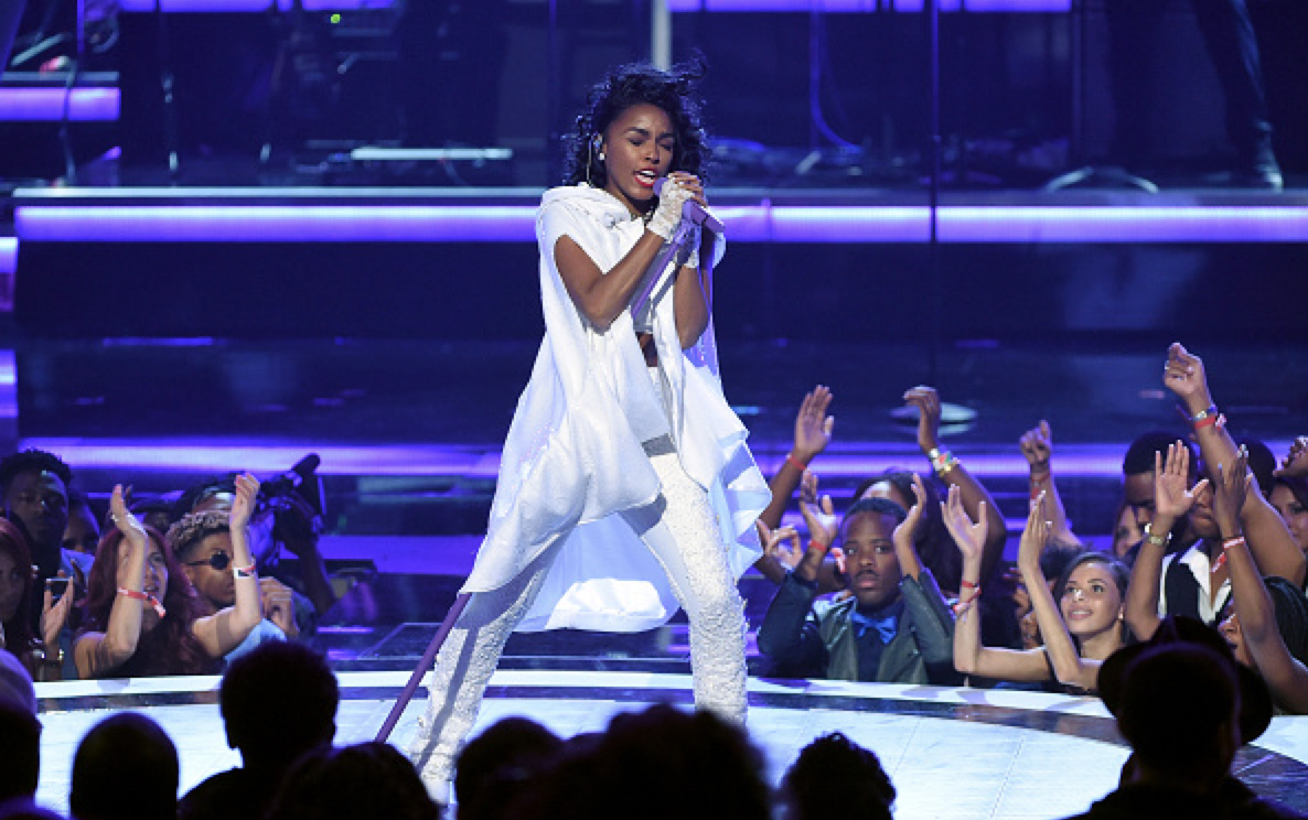 Janelle Monae BET Awards