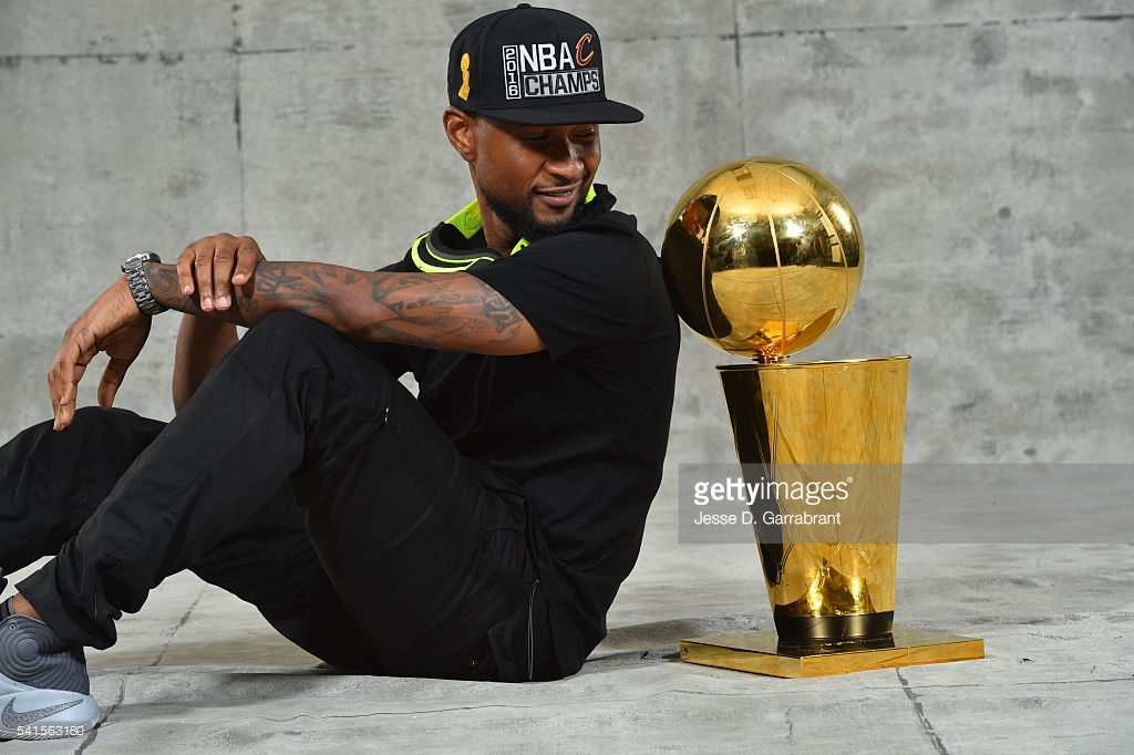Usher NBA Finals 541563180