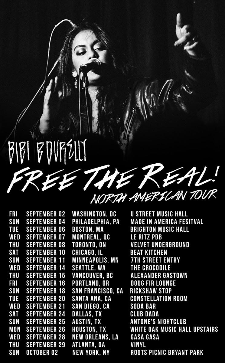Bibi Bourelly Tour