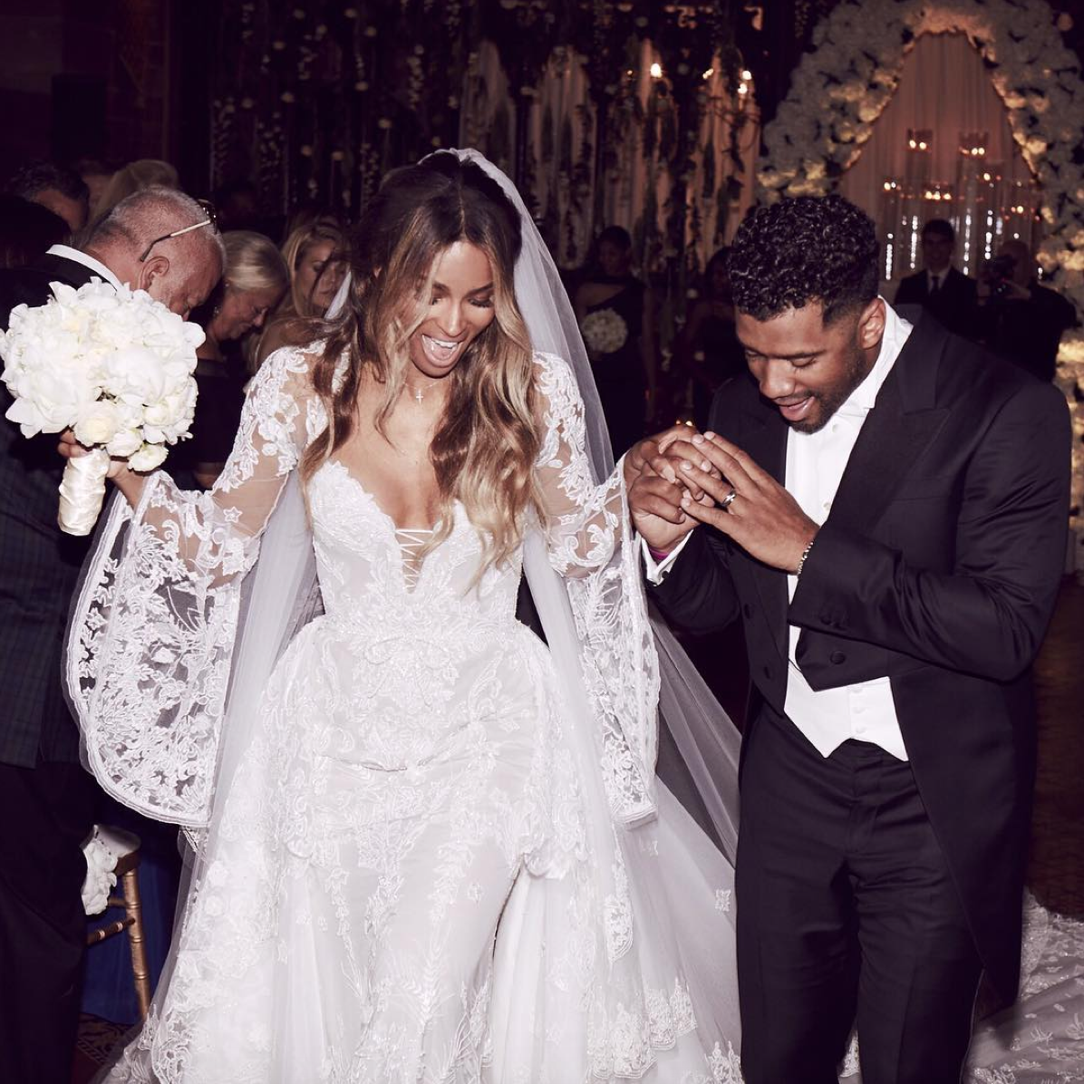 Ciara Russell Married