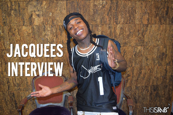 Jacquees-Interview