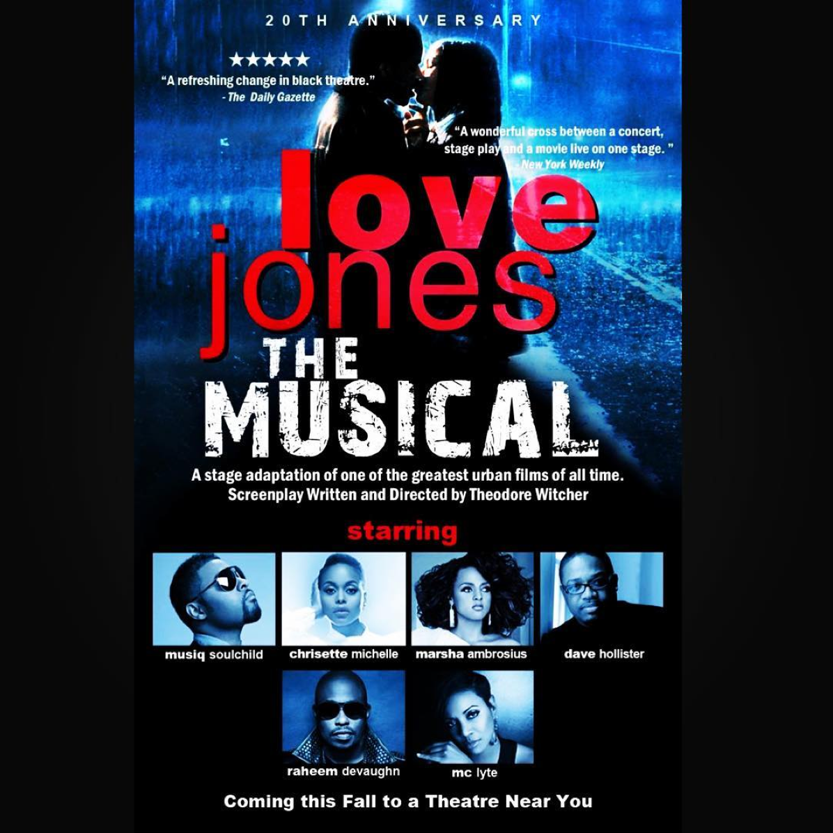 Love Jones Musical