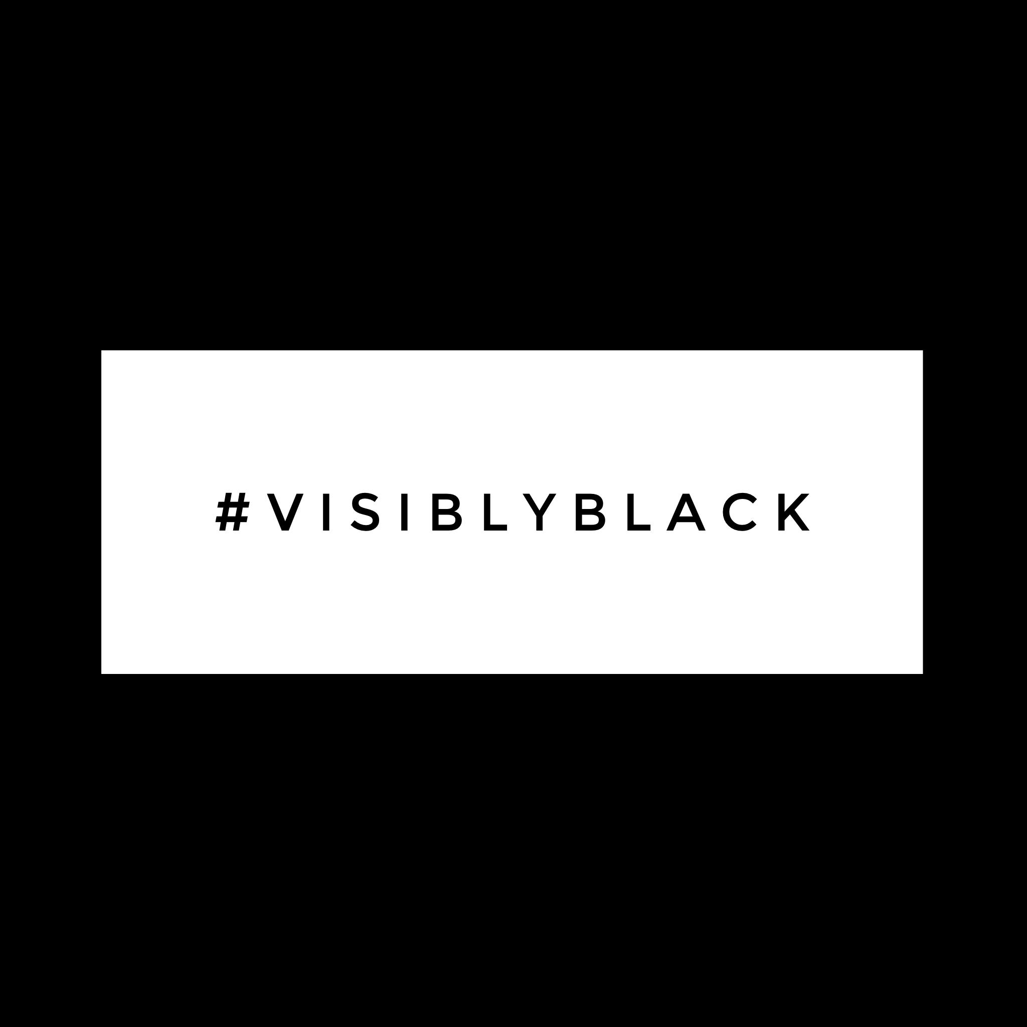 Visible Black